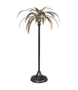 Pavilion Metal Palm Candle Holder
