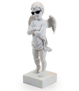 Cool Cherub Statue
