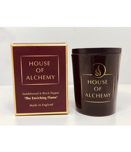 House of Alchemy The Enriching Flame Travel Edition