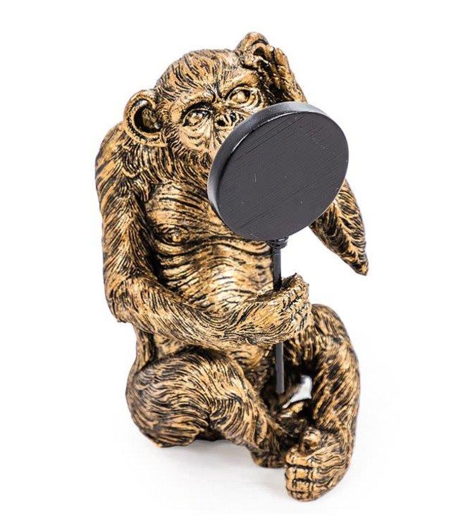 M&R Vain Monkey Antiqued Bronze