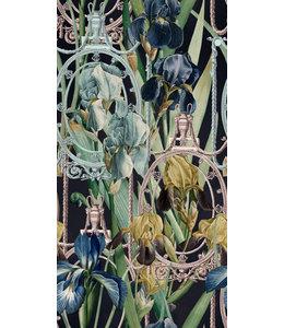 MIND THE GAP Fleurs D'Iris Wallpaper