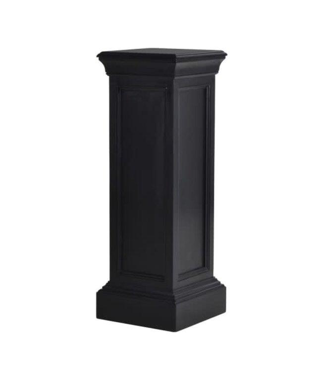 Kensington Black Plinth Small