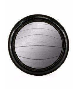 M&R Black Framed Convex Mirror 23