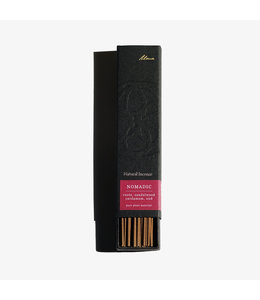 Ume Nomadic Natural Incense - Roots, Sandalwood, Cardamon, Oud
