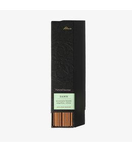 Ume Dawn Natural Incense - Mountain Hinoki