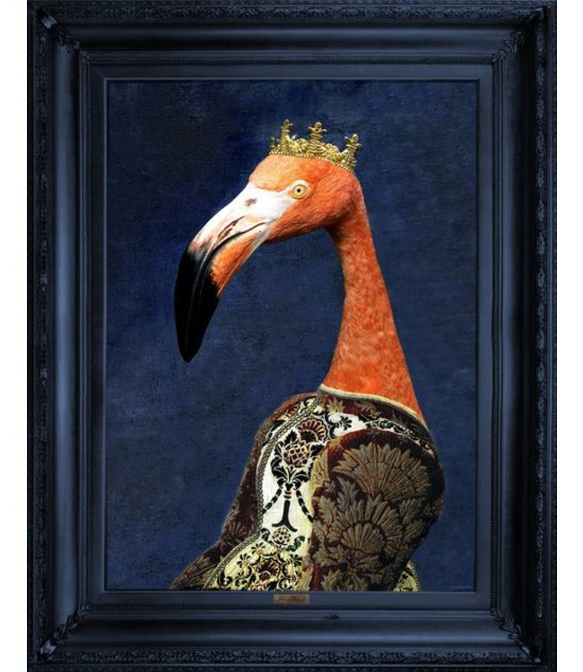 Princess Flaminia Framed Canvas print