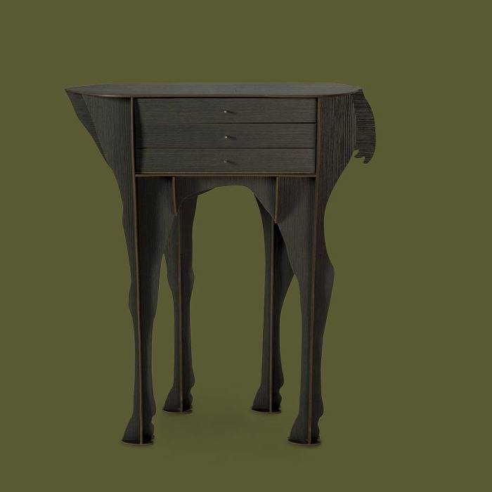 timeless design 43524 f9431 Doe console chest of drawers - Bambi