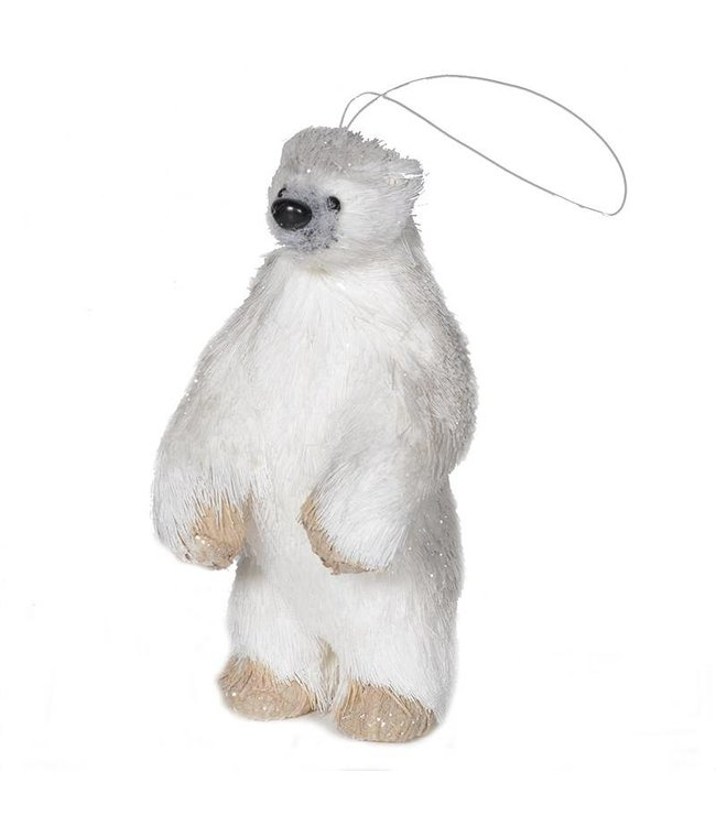 Small Standing Polar Bear