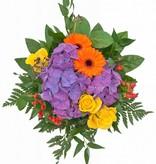 """Blumenstrauß """"Blaues Wunder"""""""