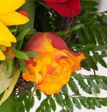 """Blumenstrauß """"Sonnenaufgang"""""""