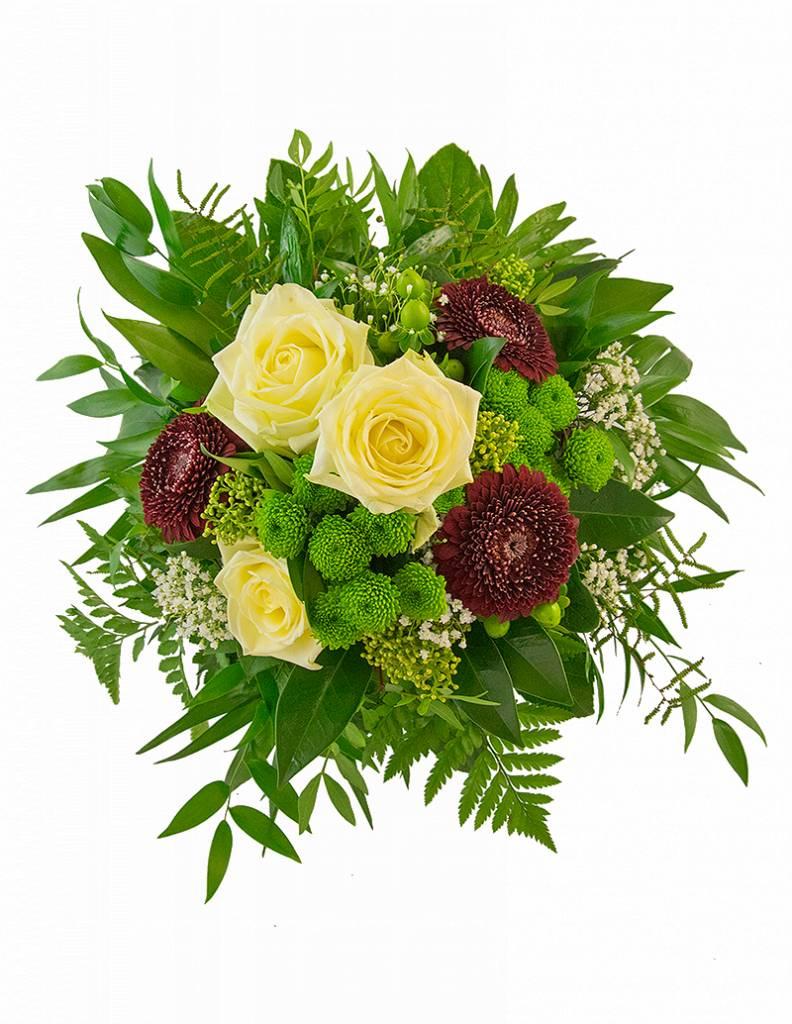 "Blumenstrauß ""Trikolor"""