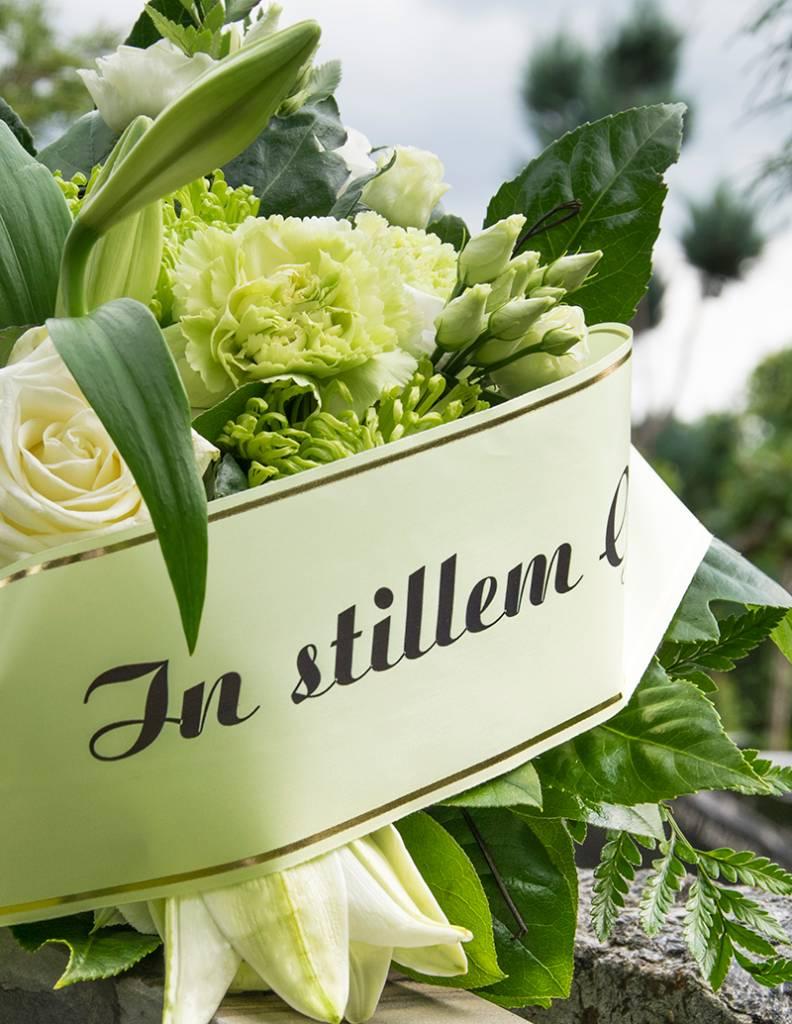 """Kondolenzstrauß """"In stillem Gedenken"""""""