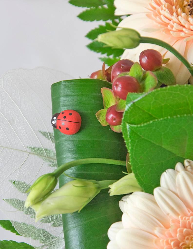 """Blumenstrauß """"Marienkäfer"""""""