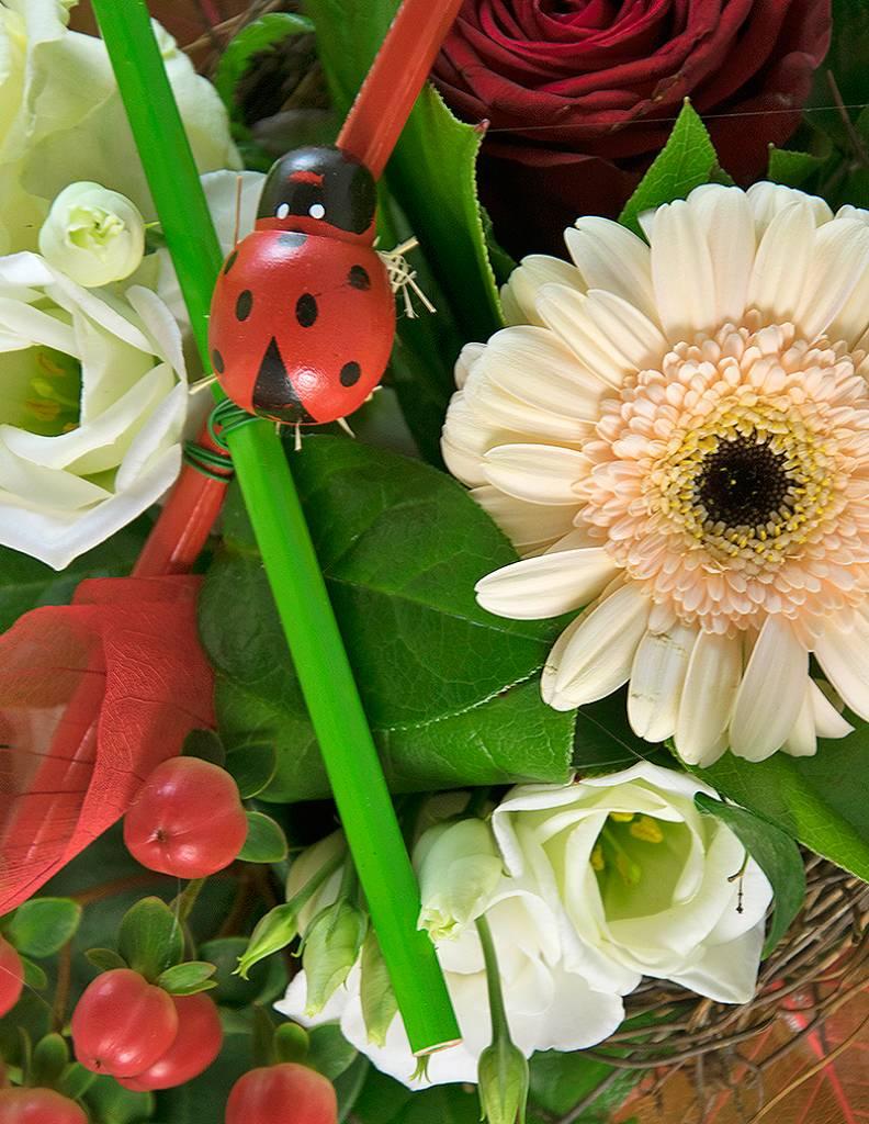 "Blumenstrauß ""Burattino"""