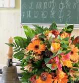 """Blumenstrauß """"Abendrot"""""""