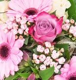 Jubiläumsstrauß 10 Jahre florafinesse