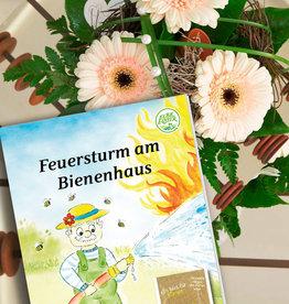 """Kinderbuch und Strauß """"Biene"""""""