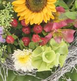 Blumenstrauß Herbststimmung