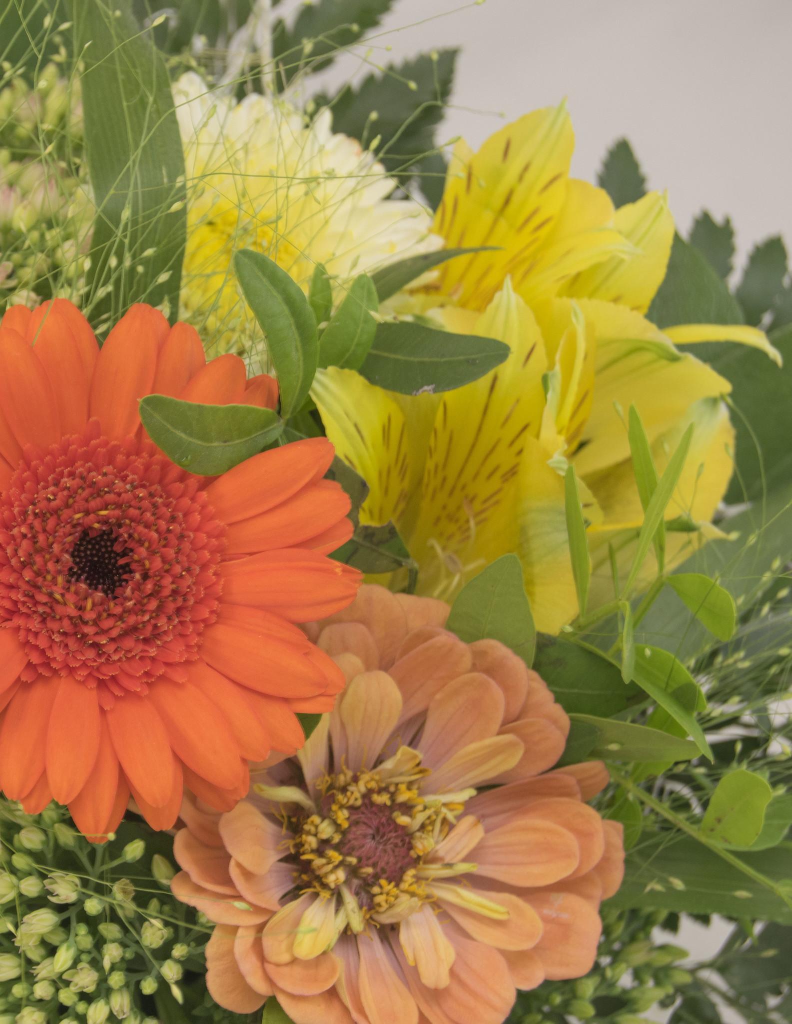 Blumenstrauß Sunshine