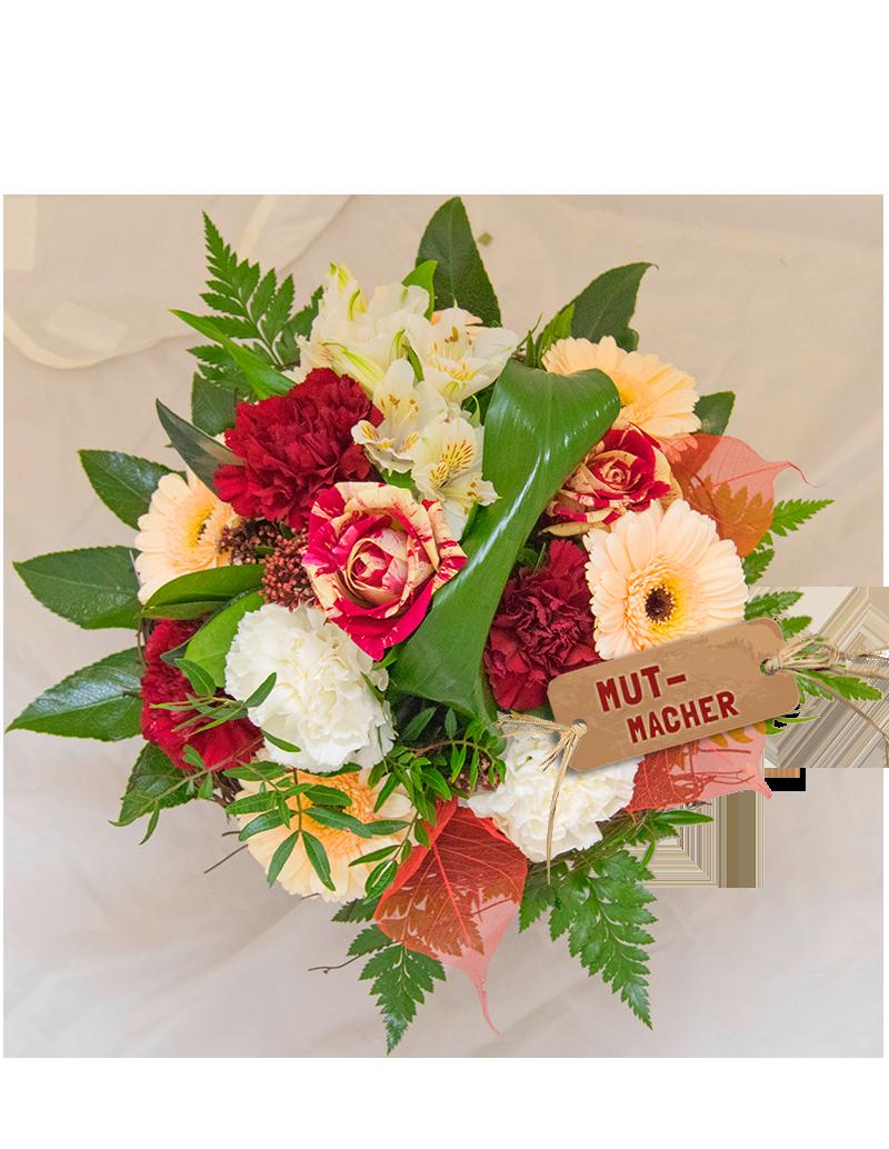 """Blumenstrauß """"Mutmacher"""""""