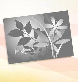 """Grußkarte - Motiv """"florafinesse"""" Trauer"""
