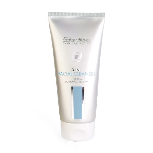 Federico Mahora Federico Mahora β-Glucan Active 3 In 1 Facial Cleanser