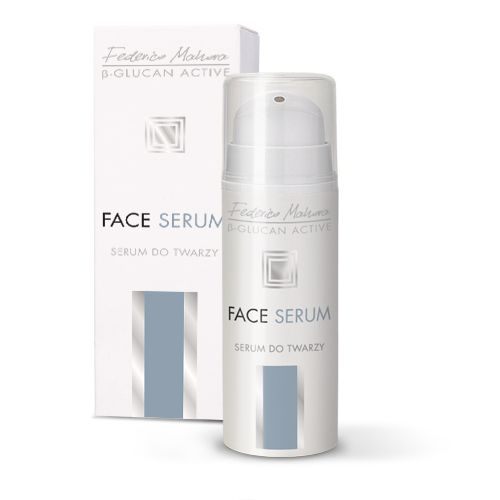Federico Mahora Federico Mahora β-Glucan Active Face Serum