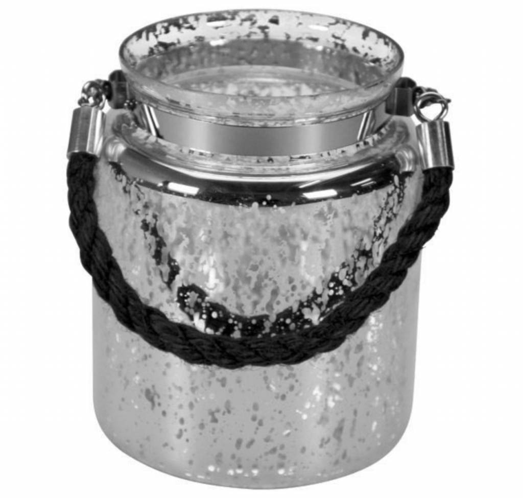 Gusta Gusta Windlicht Antique Zilver