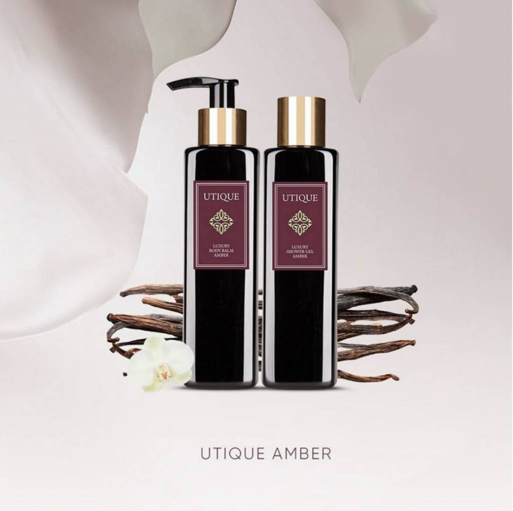 Federico Mahora Federico Mahora Utique Luxury Body Balm Amber