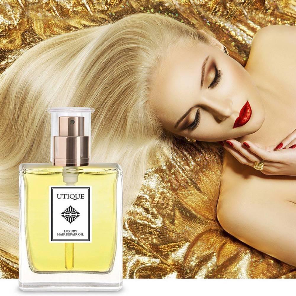 Federico Mahora Utique Luxury Hair Oil