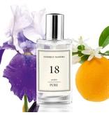 Federico Mahora Federico Mahora Parfum Pure 18 Limited Edition