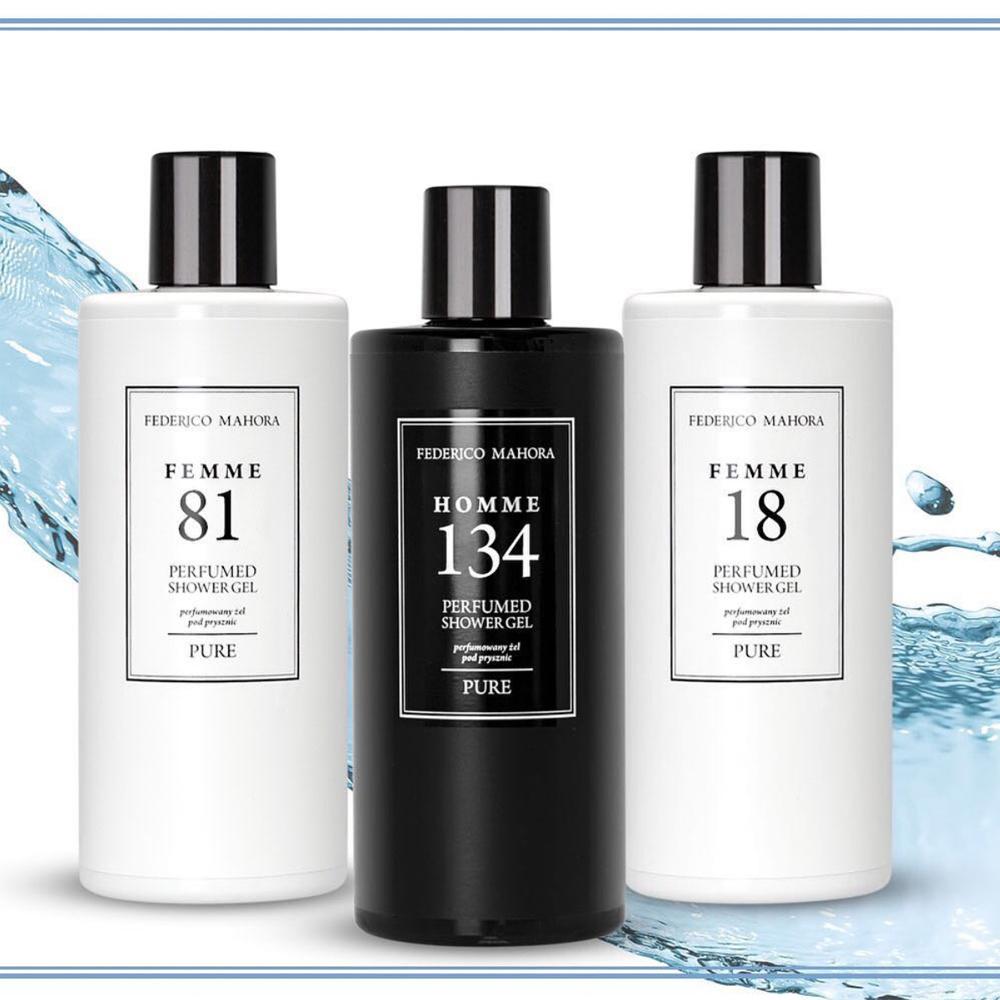 Federico Mahora Federico Mahora Perfumed Shower Gel Pure 134