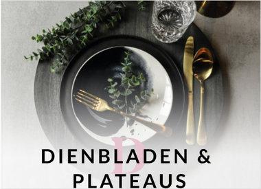 Dienbladen & Plateaus