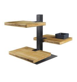 Gusta Gusta Serveertoren - 3 Bamboe Planken