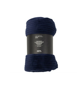 Gusta Gusta Fleecedeken 125x150cm Blauw