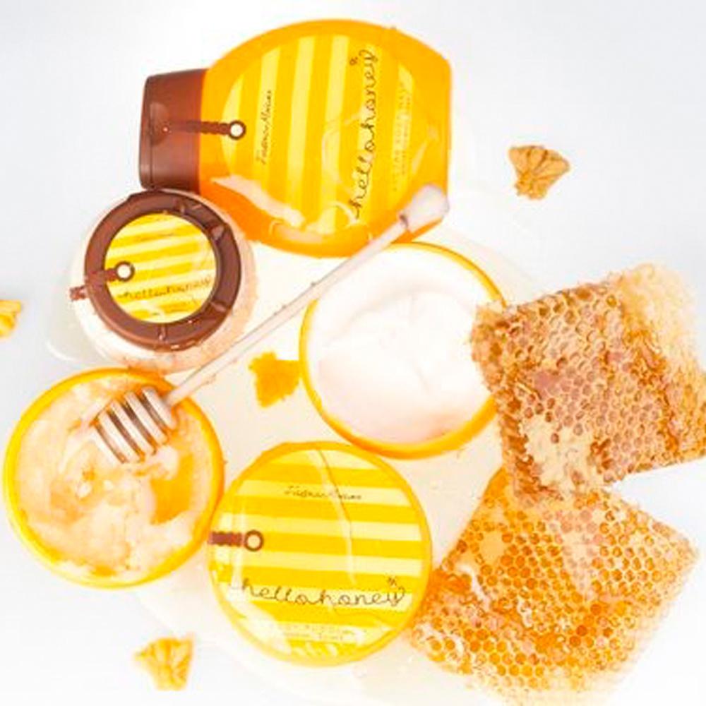 Federico Mahora Federico Mahora Honey Body Pudding