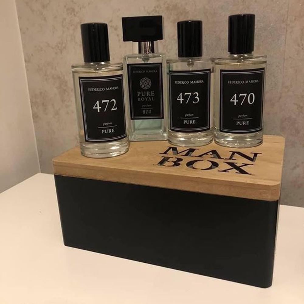 Federico Mahora Federico Mahora Parfum Pure Royal 814