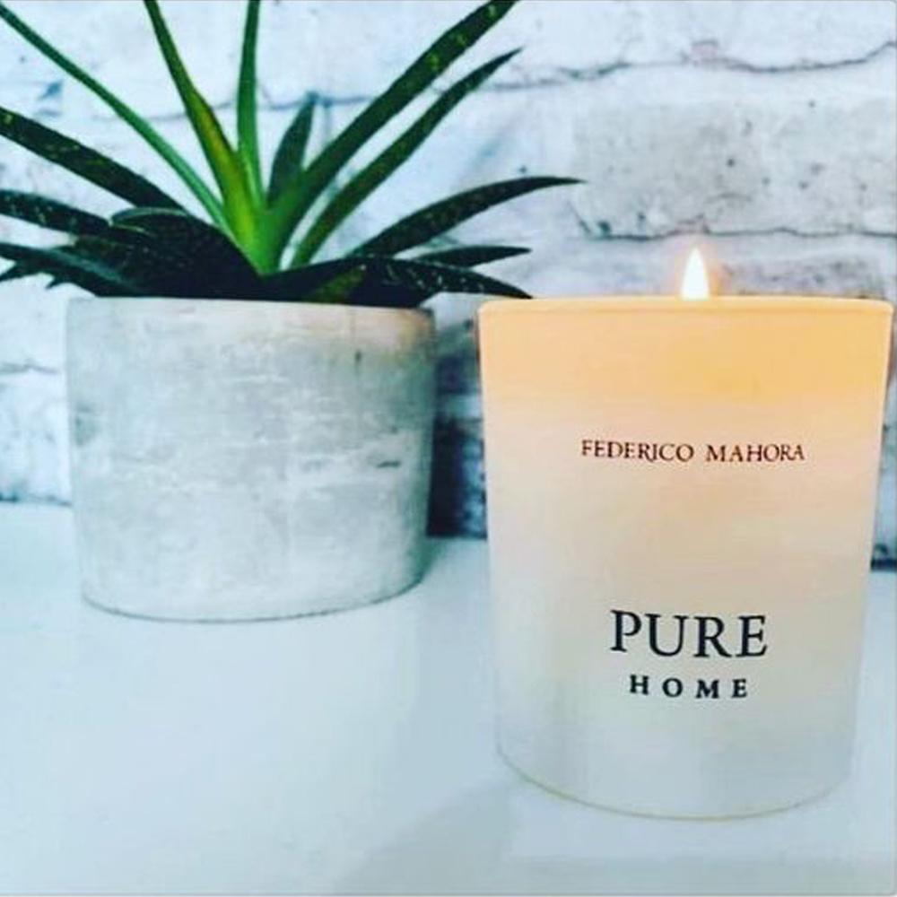 Federico Mahora Federico Mahora Fragrance Candle Home Ritual 20