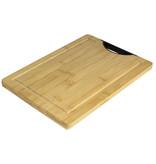 Gusta Gusta Snijplank Bamboe 38,5x28,5x1,8cm