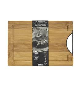 Gusta Gusta Snijplank Bamboe 33x23x1,8cm