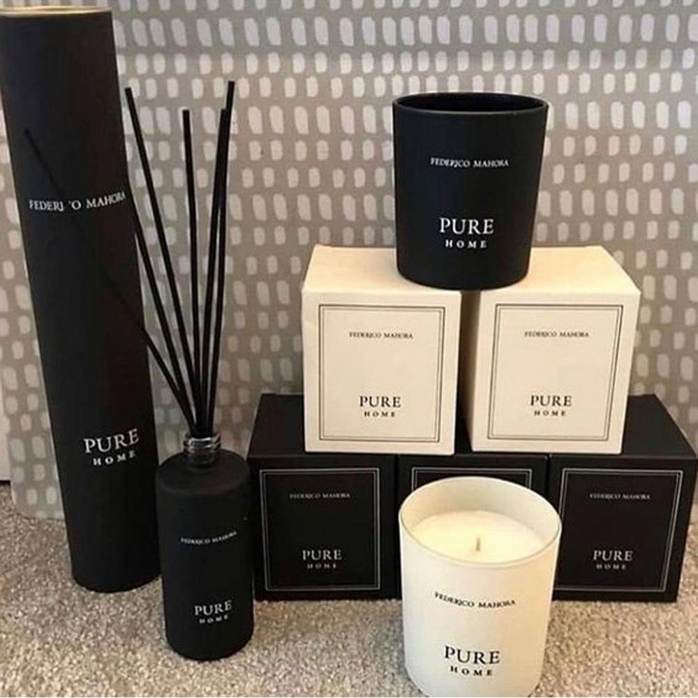 Federico Mahora Federico Mahora Fragrance Candle Home Ritual 413