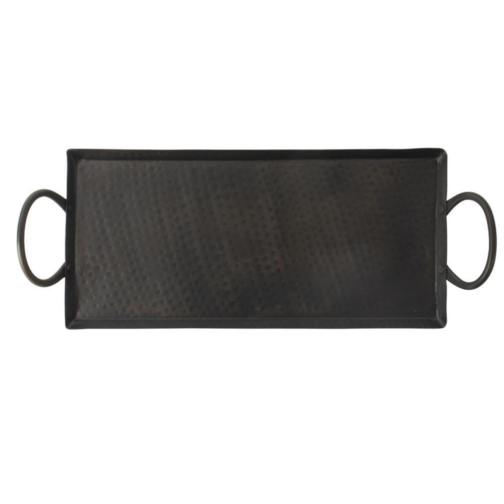 Gusta Gusta Metalen Serveer-en Decoplateau 37x1