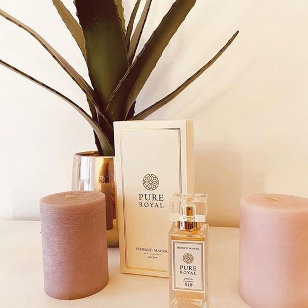 Federico Mahora Federico Mahora Parfum Pure Royal 818