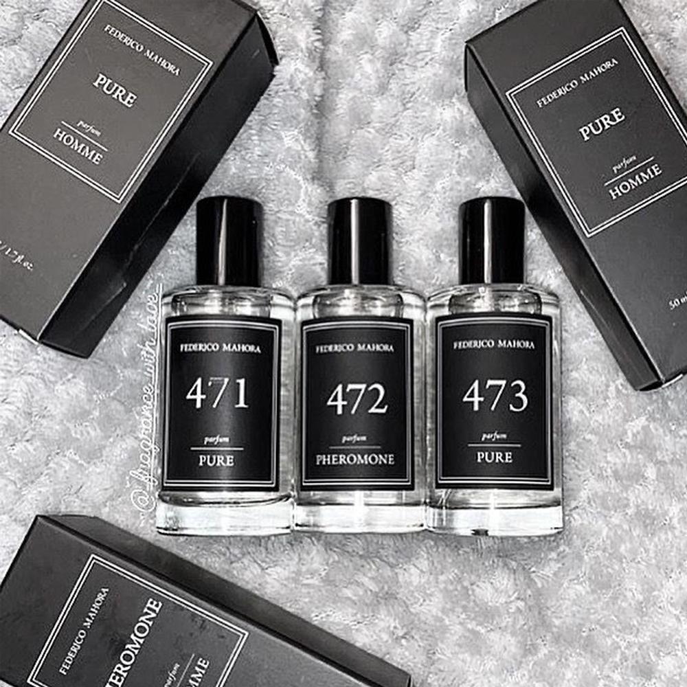 Federico Mahora Federico Mahora Parfum Pure 473 Limited Edition