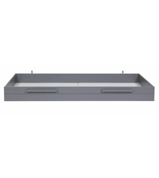 Woood Dennis Bed.Sofa Dennis Pine Steel Gray 219x101x73cm