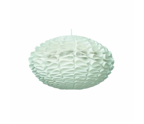 Normann Copenhagen Lámpara colgante 03 hoja blanca estándar S Ø53x32cm