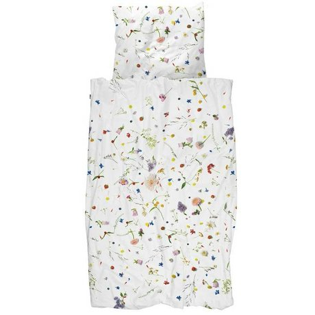 Oreiller Flower Fields 60x70cm coton multicouleur