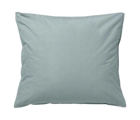 Ferm Living polvo cojín de Hush azul 60x70cm algodón orgánico