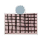 Ferm Living Place mat Party pink MDF cork 40x35cm