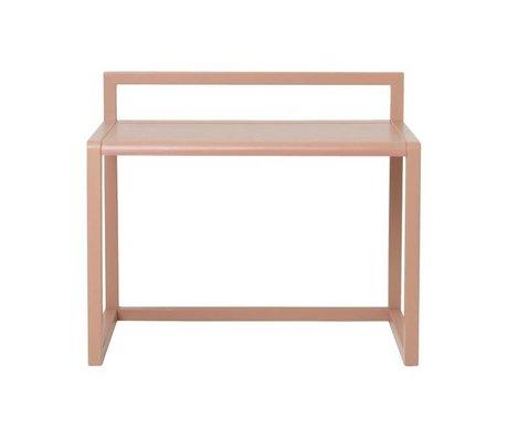 Ferm Living Petit bureau architecte Rosa placage de frêne 70x45x60cm